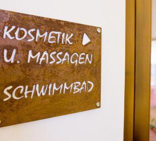 Wegweiser Traube Braz Alpen.Spa.Golf.Hotel