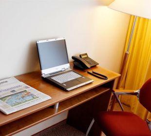 Zimmer Globana Airport Hotel