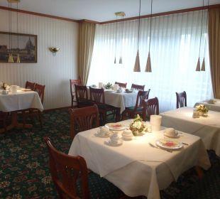 Frühstücksraum Hotel Ambiente (Hotelbetrieb eingestellt)
