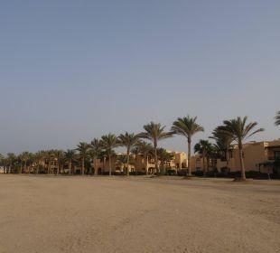 Klasse Anlage mitten in der Wüste