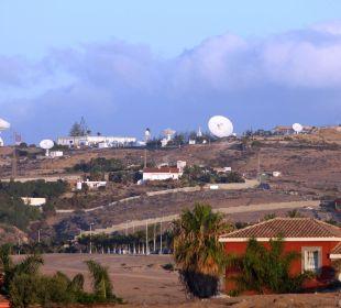 """Balkonblick"" NSA auf Gran Canaria Lopesan Villa del Conde Resort & Spa"