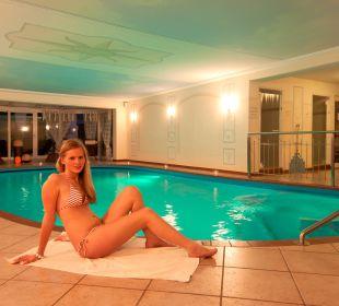 Schwimmbad Hotel Alpenhof Passeiertal