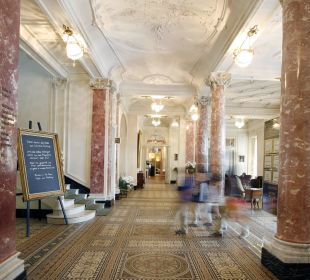 Lobby Hotel Schweizerhof Luzern
