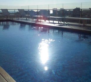 Am Morgen  Hotel H10 Marina Barcelona