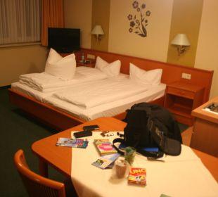 Das Zimmer Aparthotel Villa Osada
