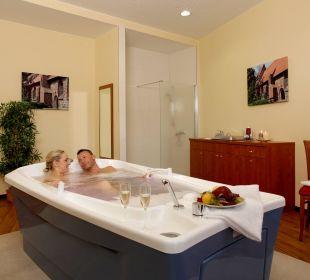 Whirlwanne Wellnessbereich Nautic Usedom Hotel & Spa