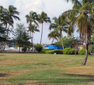 Blick von App Nr.14 Hotel The Calabash