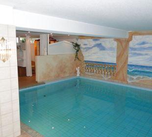 Pool Hotel Engemann Kurve