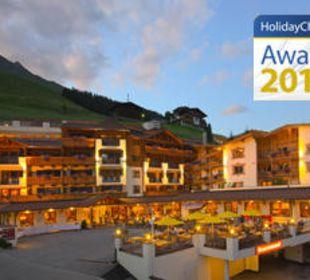 Holiday Check Award 2012 Hotel Klausnerhof