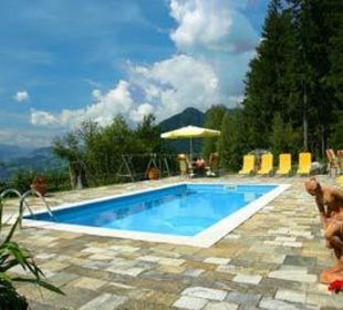 Pool Pension Alpenblick