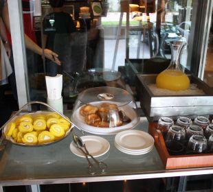 Frühstück Pathumwan Princess Hotel