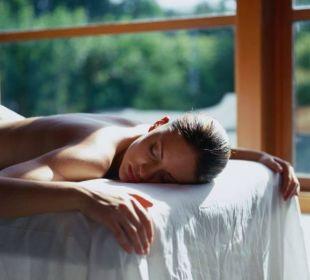 Entspannungsmassagen im Haus Kurhotel Falter