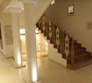 Lobby Romantik Hotel Im Weissen Rössl