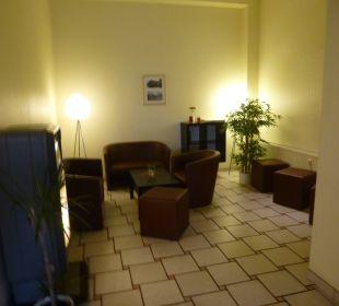 Lobby Comfort Hotel Weißensee