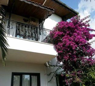 Ausblick von Garten Hotel Anatolia Resort