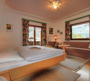 Doppelzimmer, DU/WC, Balkon, TV, Telefon Pension Sonneck