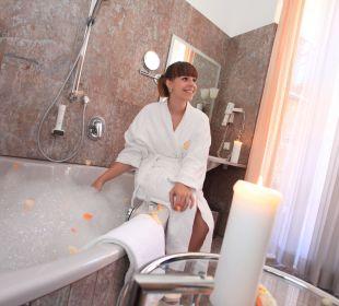 Zimmer mit Whirlpool Hotel zum Dom