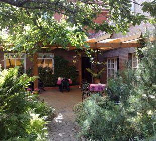 Hotel-Garten/ - Terrasse Hotel Landhaus Wremer Deel