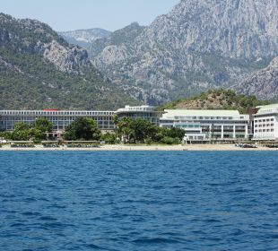 Das Paradies aus einem ganz neuen Blickwinkel Kilikya Palace Göynük