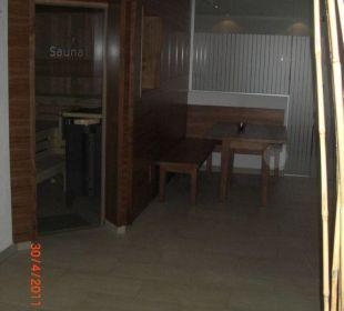 Sauna Hotel Garni Alpenstern