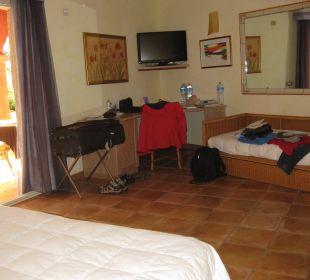 Standard-Doppelzimmer Hotel Cruccuris Resort