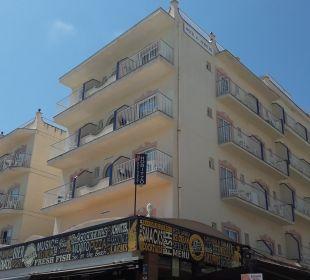 Außenansicht JS Hotel Horitzó