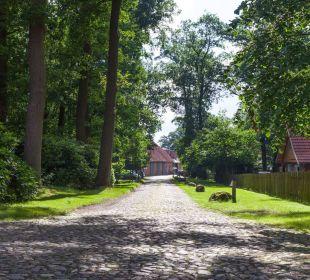 Einfahrt Familotel Landhaus Averbeck