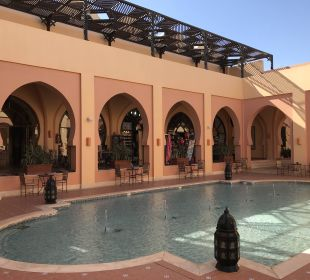 Fast wie zu Hause :-) Hotel Steigenberger Coraya Beach