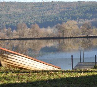 Spaziergang um den See Seehotel Gut Dürnhof