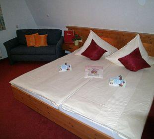 Überlange Betten Landgasthof Zum Schnapsbrenner