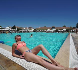 Main pool daytime 1 Hotel Palm Wings Beach Resort