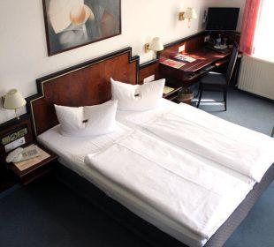 Zimmer EG und 1. Etage Hotel Kipping