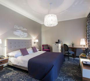 Standard Zimmer Hotel Schweizerhof Luzern