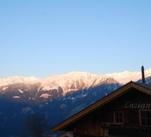 Morgenstund hat Gold im Mund Alpengasthof Enzianhof