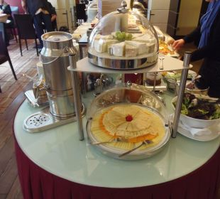 Buffet K+K Hotel George
