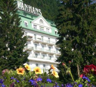 Grandhotel Panhans Sommeransicht Hotel Panhans