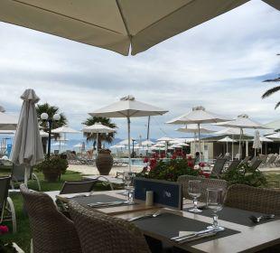 Restaurant Terasse Hotel Acharavi Beach