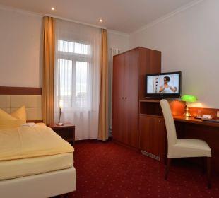 Einzelzimmer Hotel Via City