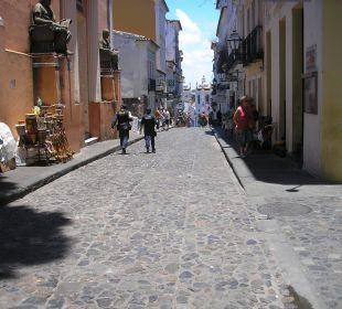 Seitenstrasse Hotel Bahiacafé