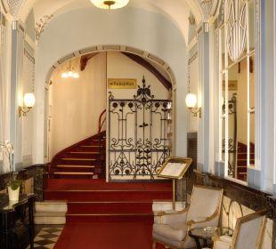 Eingangsbereich Henri Hotel Berlin Kurfürstendamm