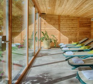 Gartenanlage Appartements-Residence Löfflerblick