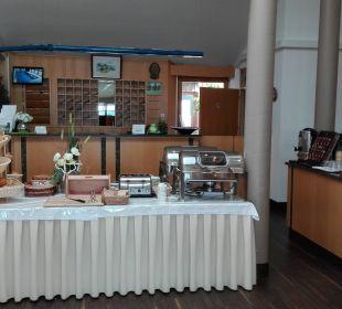 Restaurant (Frühstücksbüffet) Hotel Bayerischer Wald