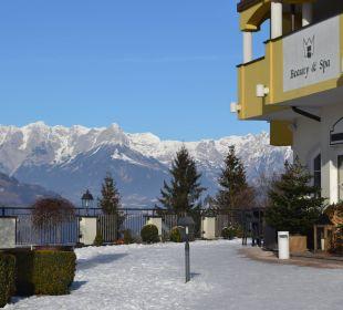 Einfach nur schön …  Hotel Alpenschlössl