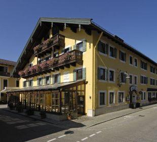 Ansicht außen Hotel Gasthof Unterwirt