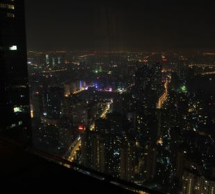 Blick aus der Suite Hotel Grand Hyatt Shanghai