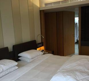 Schlafzimmer Renaissance Harbour View Hotel Hong Kong