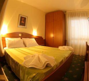 Zimmer 112 Hotel Leonardo da Vinci