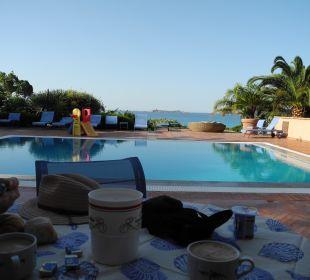 Herrlicher Anblick Hotel Residence Fenicia