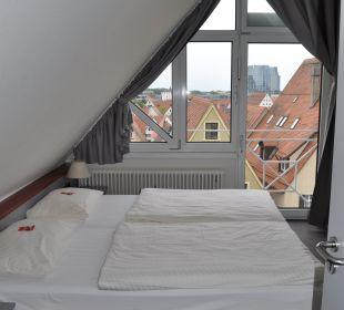 Bett Comfor Hotel Frauenstrasse