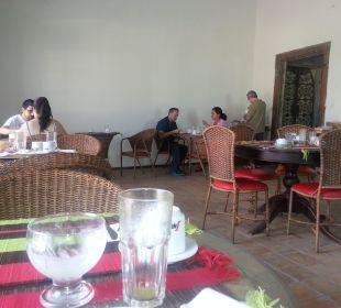 Frühstücksraum Hotel Bahiacafé